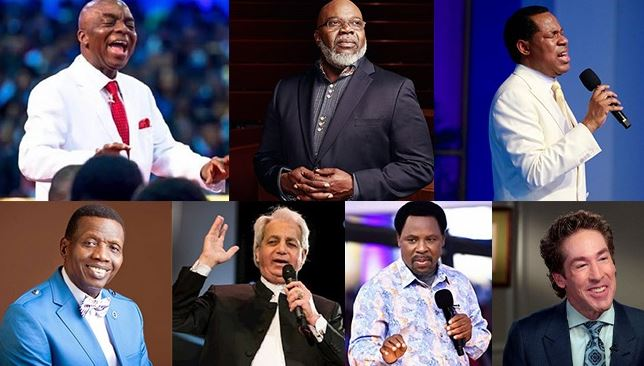 richest pastor in the world
